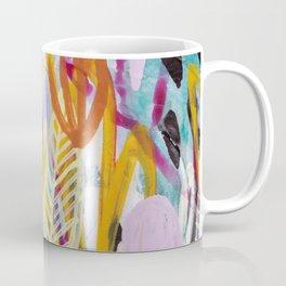 Floral Detail Coffee Mug
