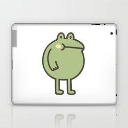 Awesome Frog Laptop & iPad Skin