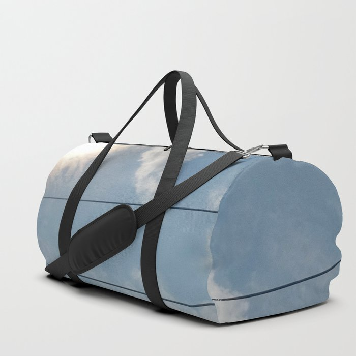 clouds and wire, asrc, no.1 Duffle Bag