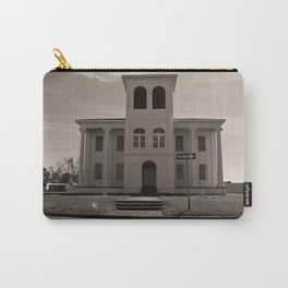 Plantation Home Carry-All Pouch