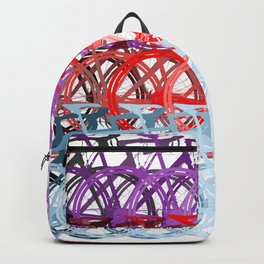 Bicycles palette Backpack