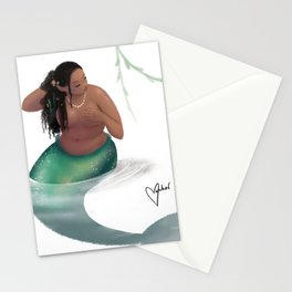 Out of the Sea Stationery Cards