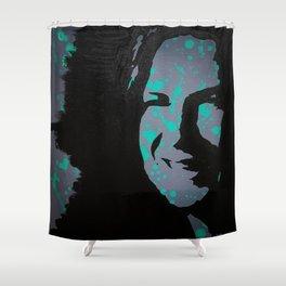 Pamela Rabe Shower Curtain