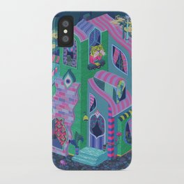 Ambrose's House iPhone Case