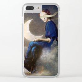 Kingdom of Clouds Clear iPhone Case