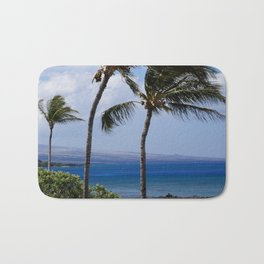Tropical Breeze Bath Mat