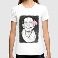 dali T-shirts featuring Dali by DonCarlos