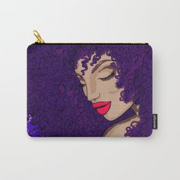 Afro Dancer Carry-All Pouch