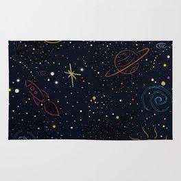 Space Wonders Rug