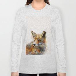 The cunning Fox Long Sleeve T-shirt