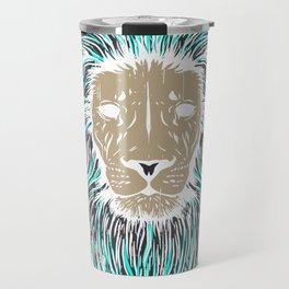 Lion Braveheart Travel Mug