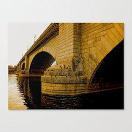 London Bridge, Lake Havasu Canvas Print