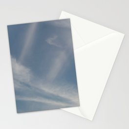 Spring Evening Sky // Cloud Photography Stationery Cards