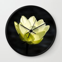 Cold As The Man In The Moon Wall Clock