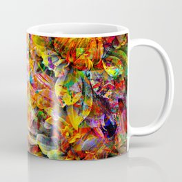 Kaleidoscope of Spring Coffee Mug