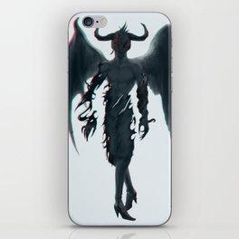 Sebastian Michaelis: True Demon Form iPhone Skin
