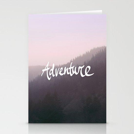 Wild Adventure Stationery Cards