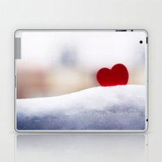 Love and Snow Laptop & iPad Skin