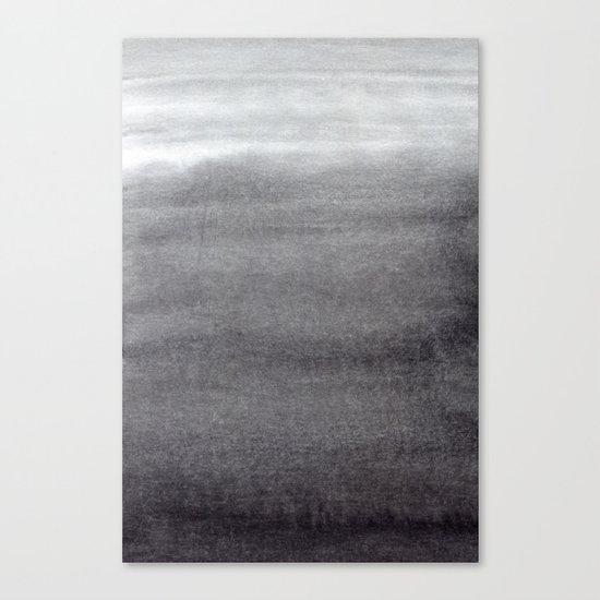 Abstract Horizon Canvas Print