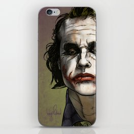 Now I'm Always Smiling iPhone Skin