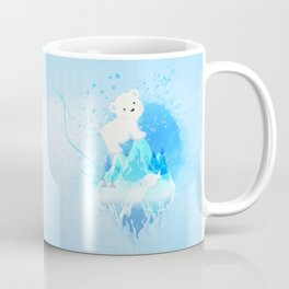 Save Polar Bear! Coffee Mug