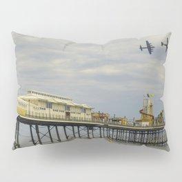 Paignton Pier Memorial Flight Pillow Sham