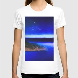 Deep Blue Calm Sea T-shirt