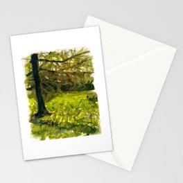 french woods Stationery Cards