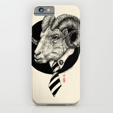The Goat Father iPhone 6s Slim Case