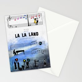 La La Land Stationery Cards