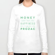 Prozac Nation Long Sleeve T-shirt