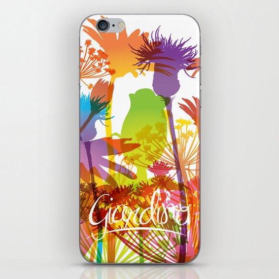 Giardino iPhone & iPod Skin