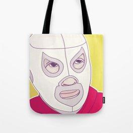 El Santo Tote Bag