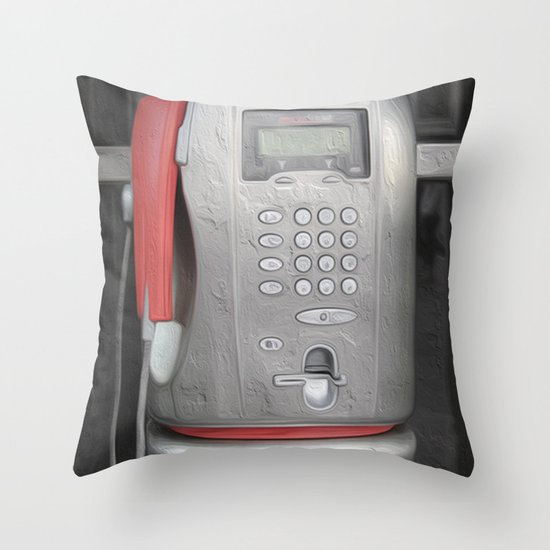Pronto Throw Pillow