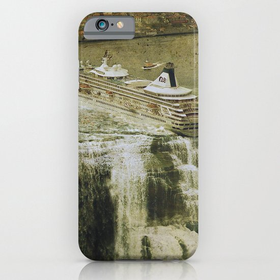 The Edge of the World iPhone & iPod Case