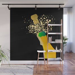 Bubbly Wall Mural