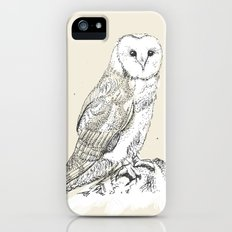 Mr Barnsby Owlsworth the 16th iPhone (5, 5s) Slim Case