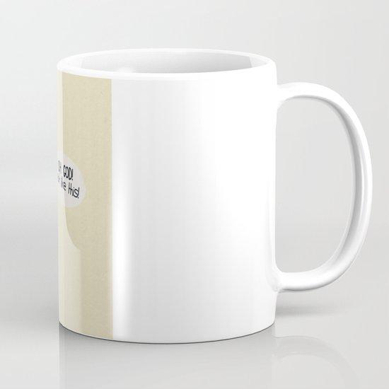 a biscuit's journey Mug