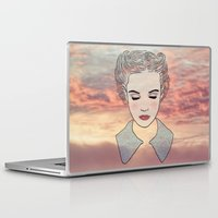 dreamer Laptop & iPad Skins featuring DREAMER by Laure.B