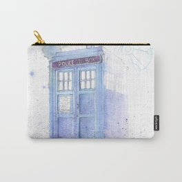 Just a Police Box Carry-All Pouch