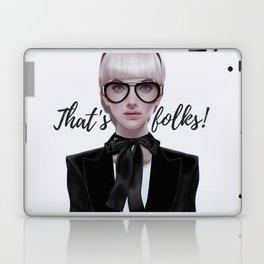 That's__folks! Laptop & iPad Skin