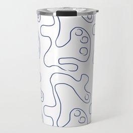 Doodle Thinking Travel Mug