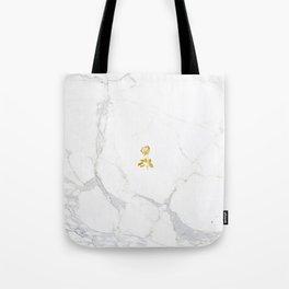 Forever Petal (Gold) Tote Bag