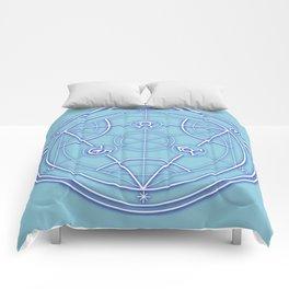 Transmutation Circle Comforters