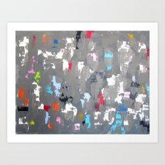 No. 43 Art Print