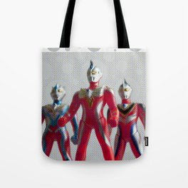 Ultraman I Tote Bag