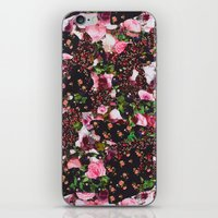 givenchy iPhone & iPod Skins featuring Givenchy Multicolor Floral  by V.F.Store