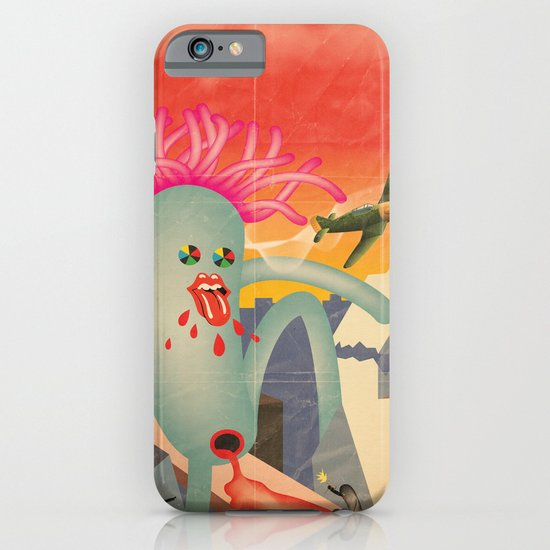 DesTRoYYYYYYYYYY iPhone & iPod Case