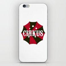 Cirkus iPhone & iPod Skin