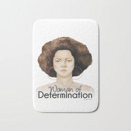 Woman of Determination Bath Mat